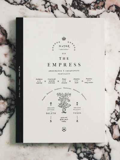 open sea the empress notebook 1