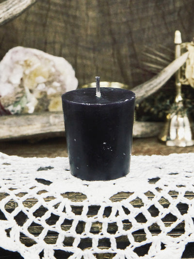 Black Votive Candles - Rite of Ritual