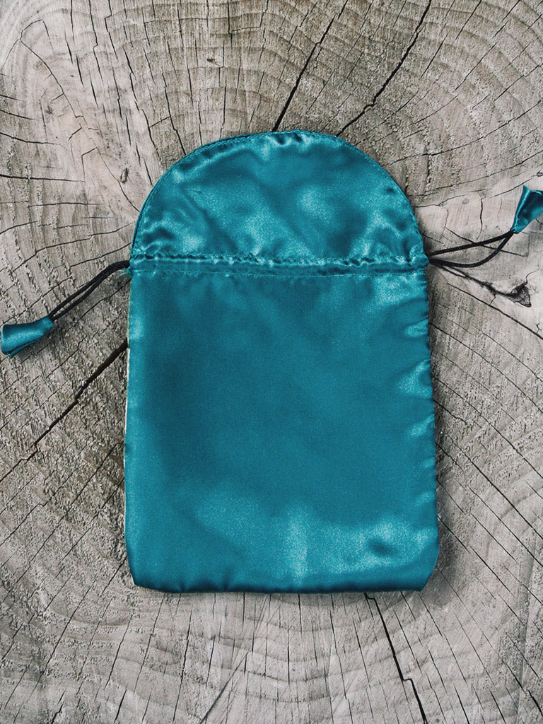 Ceccoli Satin Tarot Bag - Rite of Ritual