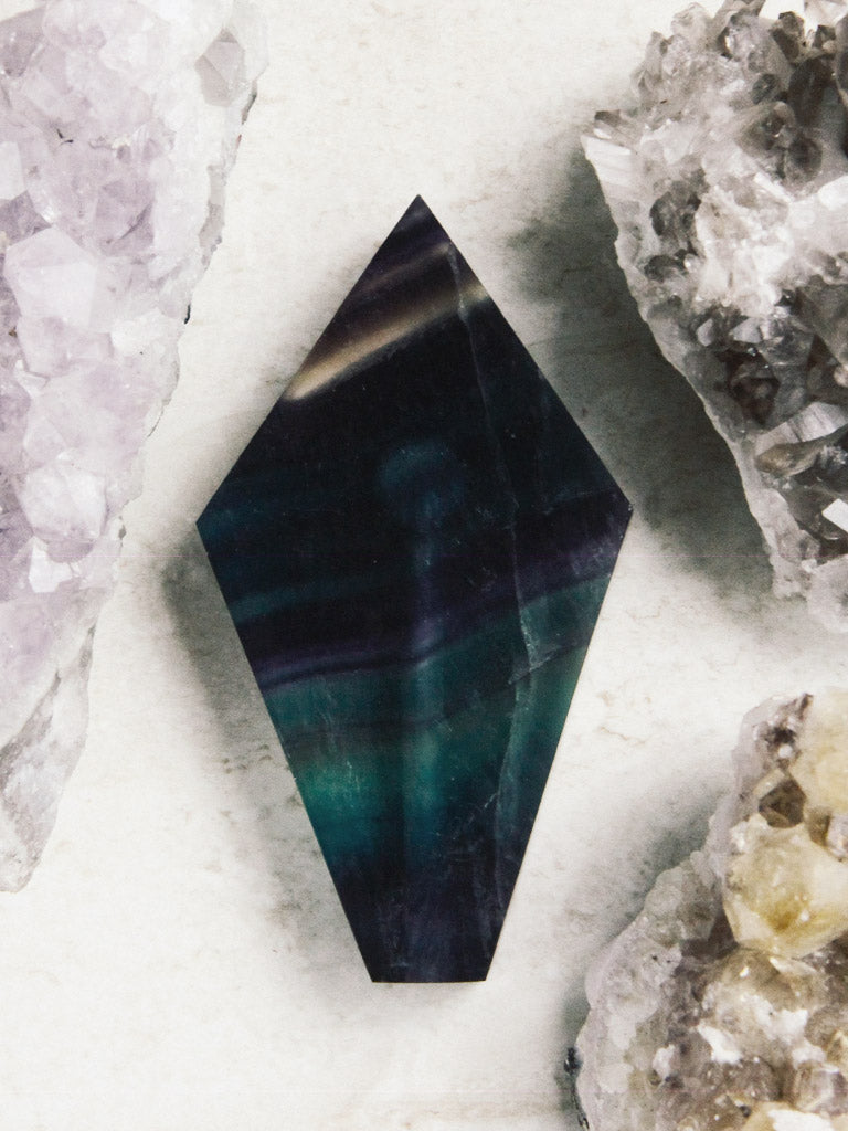 rite of ritual rainbow fluorite coffin pipe 1