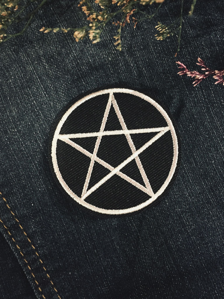 The Witches Pentacle Patch