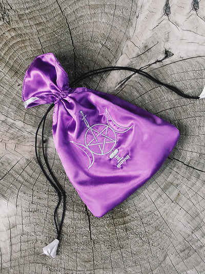 rite of ritual wicca satin bag 1
