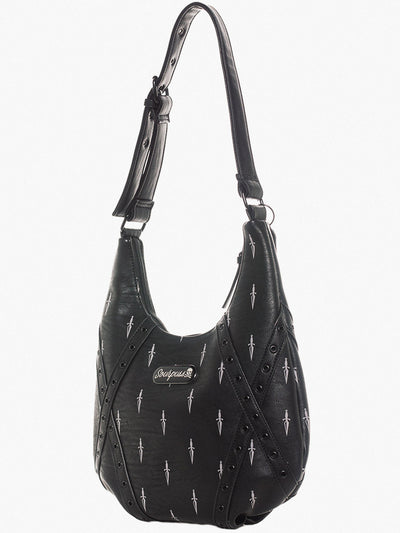 sourpuss dagger hobo purse 1