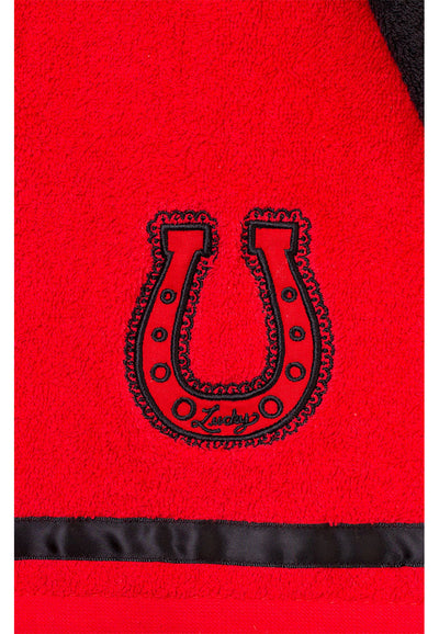 Lucky Horseshoe Bathroom Hand Towel Set
