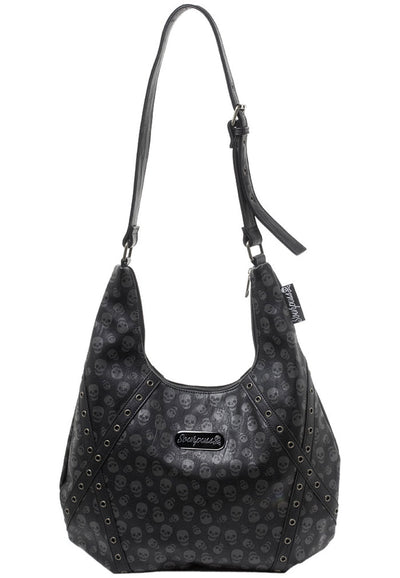 Lust for Skulls Hobo Purse