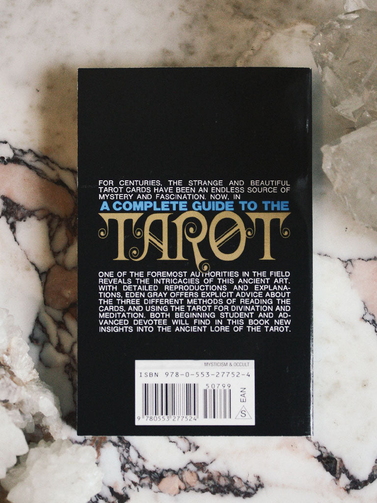 A Complete Guide to the Tarot - Rite of Ritual