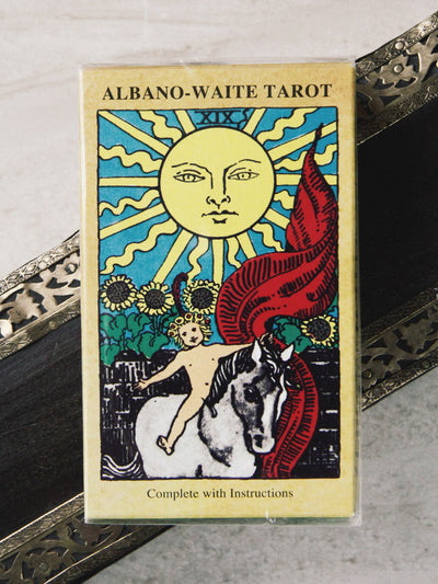 Albano Waite Tarot Deck - Rite of Ritual