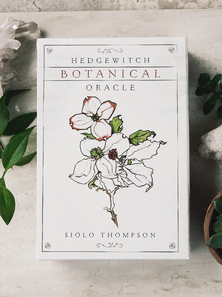 tarot and oracle hedgewitch botanical oracle cards 1