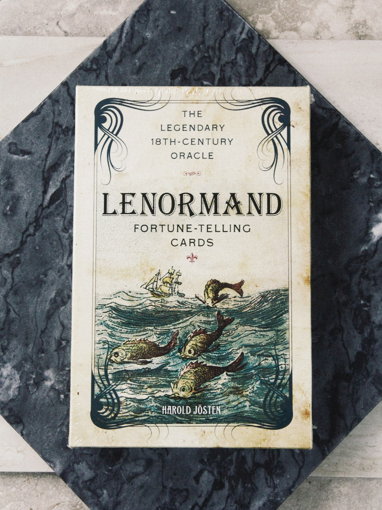 Lenormand Fortune Telling Cards