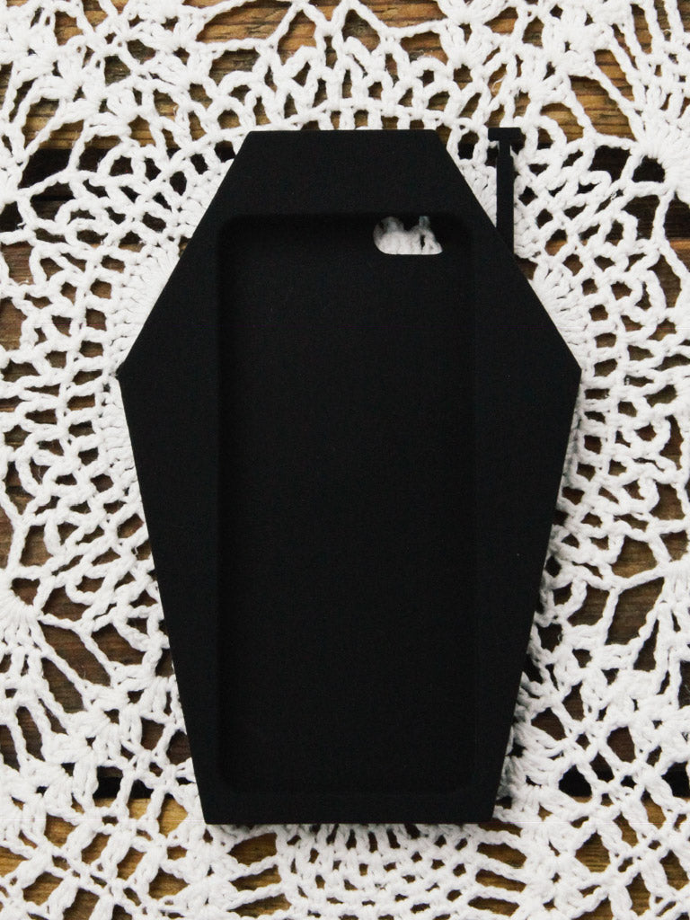 Coffin 3D iPhone Case - Rite of Ritual