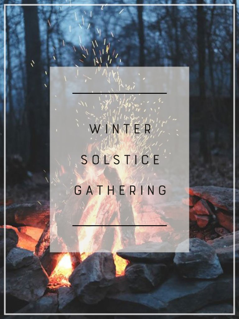 Winter Solstice Ceremony + Sound Bath