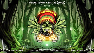 Fortunate Youth - Live Life (Feat. Alborosie & Harrison Stafford of Groundation) Lyrics