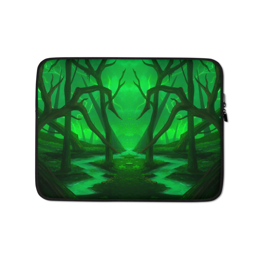 Marshland Laptop Sleeve