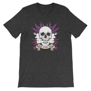 HSL Purple Kush Short-Sleeve T-Shirt (Unisex)