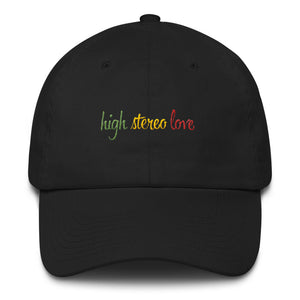 HSL Rasta Cotton Cap