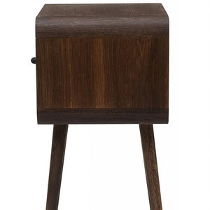 The Box dresser, Smoked oak