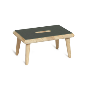Via-Copenhagen-OTTO-stool-conifer-green-linoleum-soap-oak