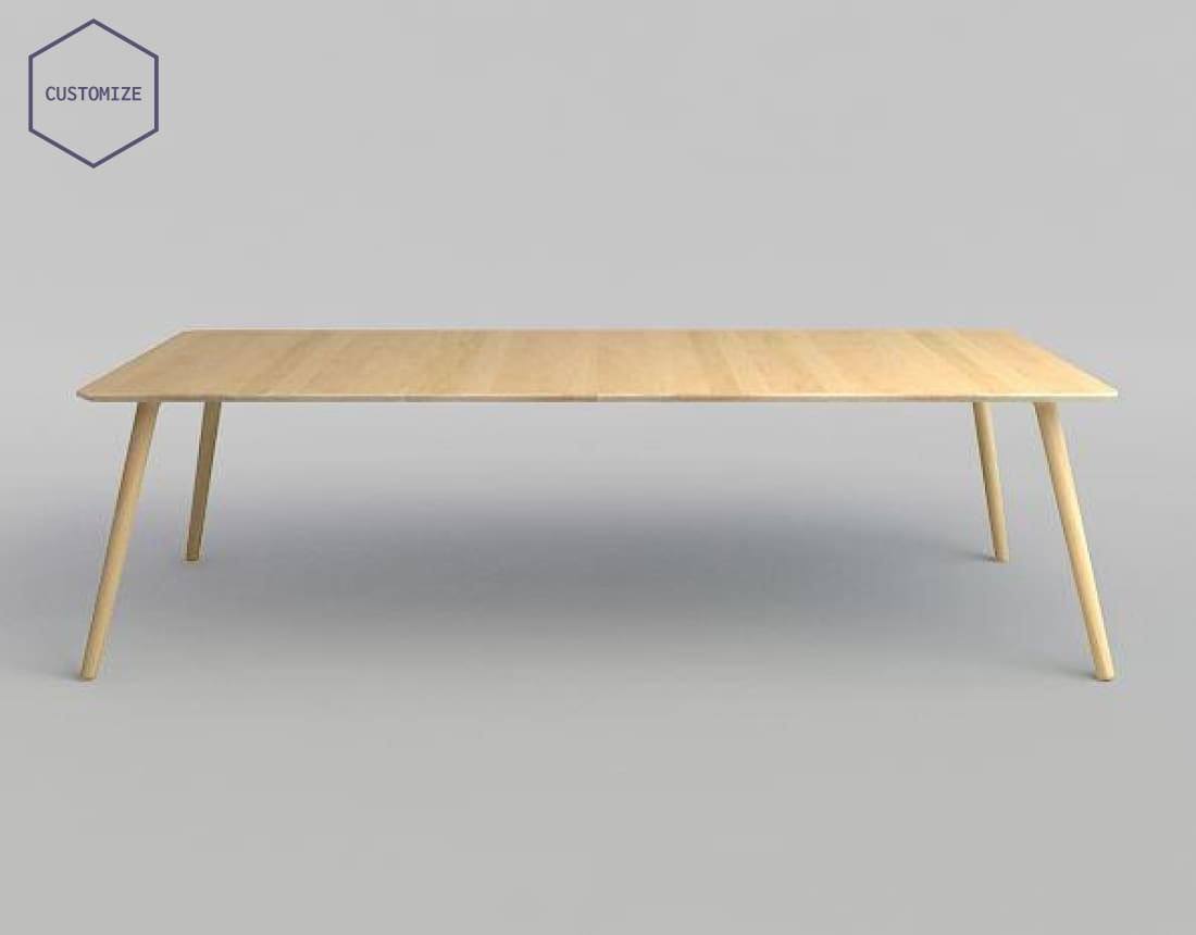 Eat Dining Table Rectangular Extension Tables