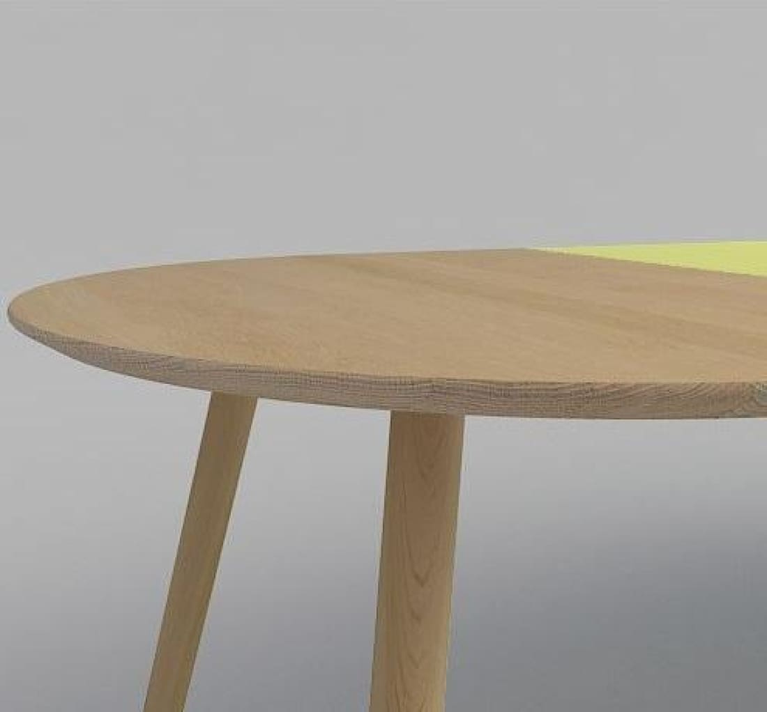 Eat Dining Table Round Extension - Customized Tables