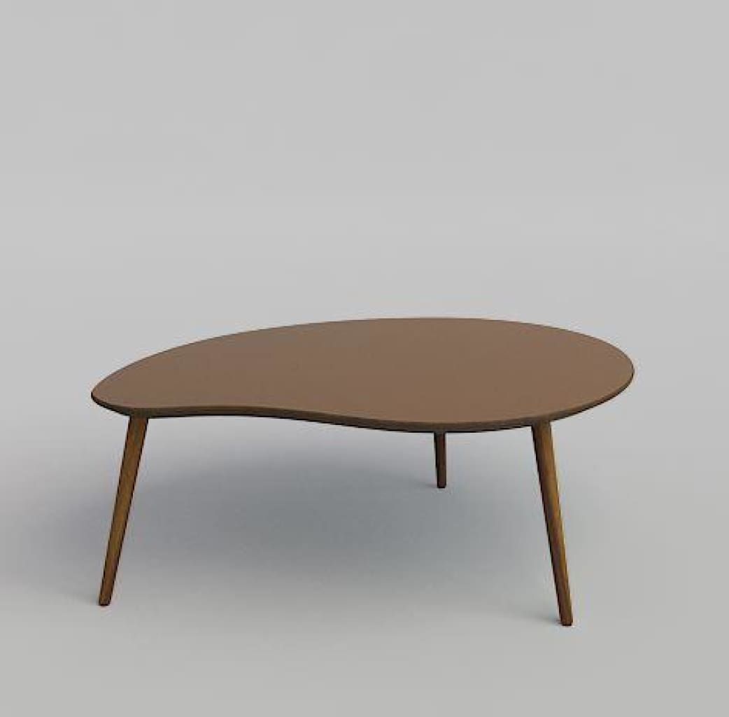 Via Coffee Table Pear 82 X 58 / 92 66 Table