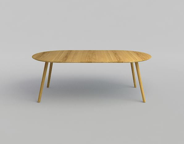 EAT dining table round extension