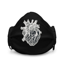 HEART BRAIN mask