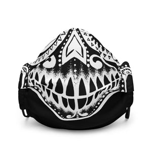 SUGAR SKULL SMILE mask