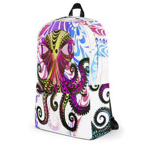 OCTOPUS Backpack - Wipaka Designs