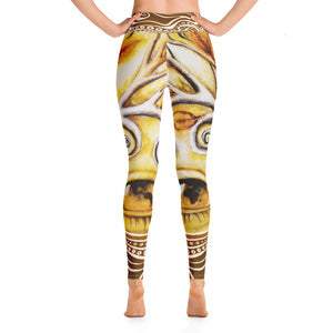 SHAKTI WARRIOR Yoga Leggings - Wipaka Designs