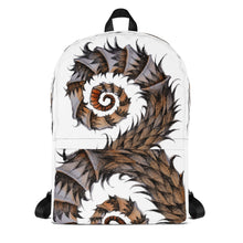 FEATHERED SERPENT Backpack - Wipaka Designs