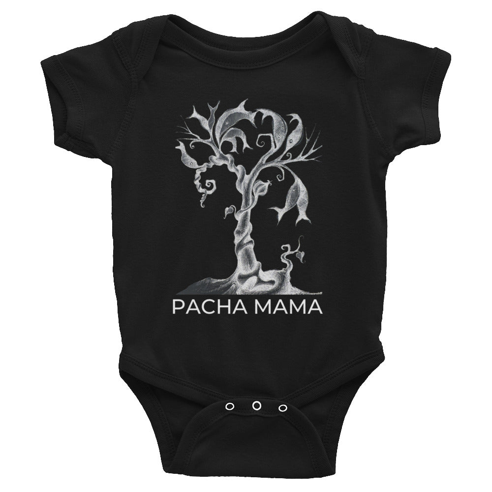 SALT WATER TREE Infant Bodysuit - Wipaka Designs