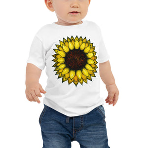 FOLLOW YOUR BLISS...Baby Tee - Wipaka Designs