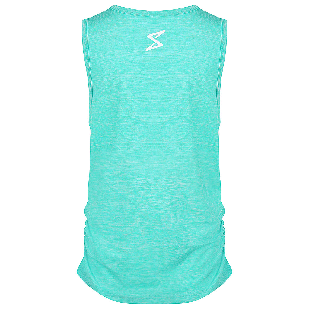 Neon Brights Gathered Tank