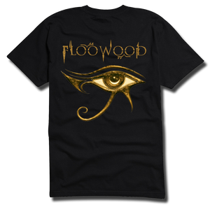 Join the Floo Crew and order this limited edition short sleeve, unisex t-shirt featuring the Wadjet, a powerful Egyptian symbol also known as the Eye of Horus. Connected with healing and restoration, the emblem is a powerful symbol of protection, royal power, and good health.
