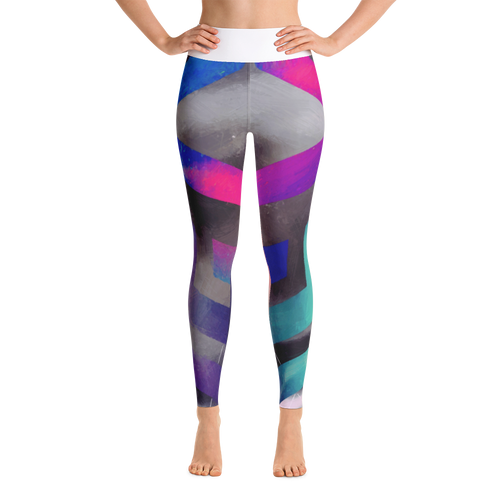 Yoga Pants - Floowood (Tangle)