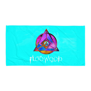 Beach Towel - Floowood