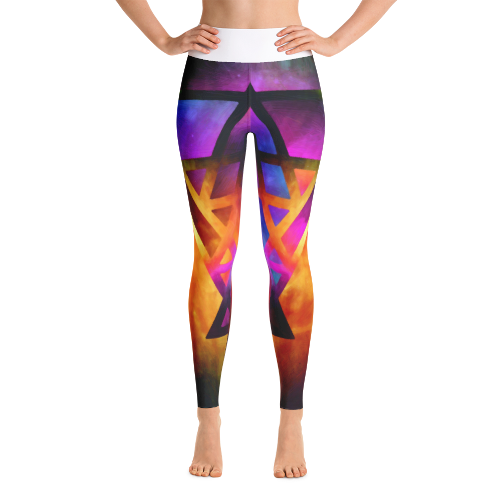 Yoga Pants - Floowood (Prometheus)