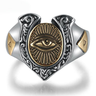 Ring - All Seeing Eye