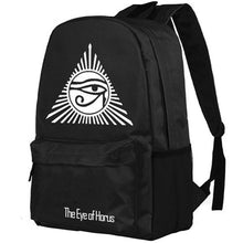Backpack - The Eye of Horus (Glow in the Dark)
