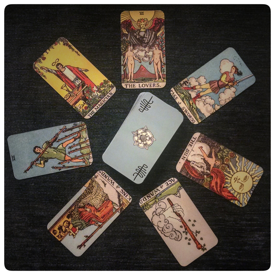Tarot Decks - Rider-Waite / Smith-Waite