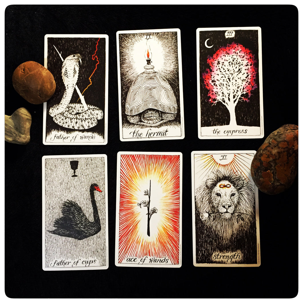 Tarot Decks - The Wild Unknown