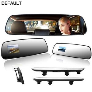 2.4 HD 1080P Dash Cam Video Recorder Rearview Mirror Car Camera Vehicle DVR