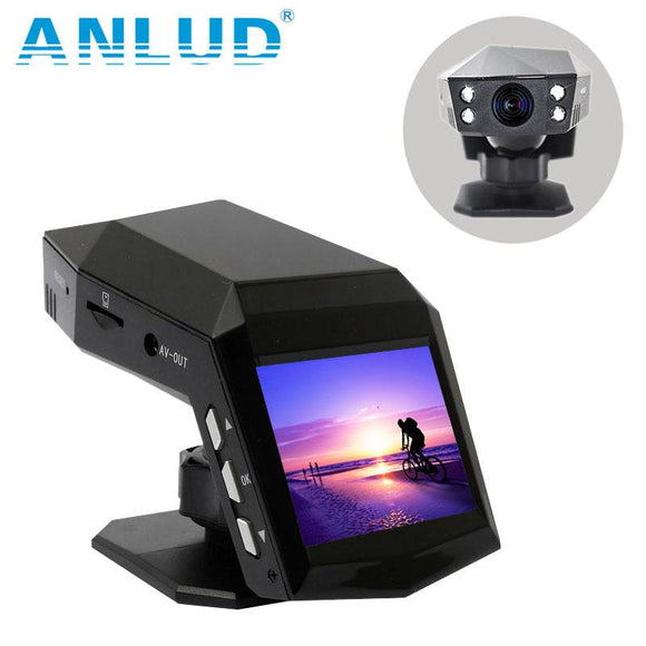 ANLUD Car DVR Dash Cam Recorder 2.0