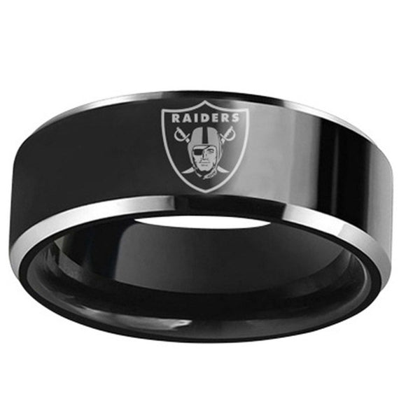Oakland Raiders Team Football Championship Ring