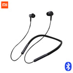 100%Xiaomi Bluetooth Collar Earphones Headset Sport Wireless Bluetooth In-Ear Magnetic Mic Play Dual Dynamic Earphone - DRE's Electronics and Fine Jewelry: Online Shopping Mall