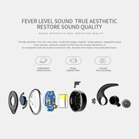 AWEI T1 TWS Bluetooth Earphone Mini Bluetooth V4.2 Headset Double Wireless Earbuds Cordless Headphones Kulakl k Casque - DRE's Electronics and Fine Jewelry: Online Shopping Mall