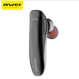 Awei N1 Wireless Bluetooth Earphone In-ear Multipoint Earphone Earbuds Bussiness Meeting Single - DRE's Electronics and Fine Jewelry: Online Shopping Mall
