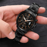 Watch Men Fashion Sport Quartz Clock Mens Watches Top Brand Luxury Business Waterproof Watch - DRE's Electronics and Fine Jewelry: Online Shopping Mall