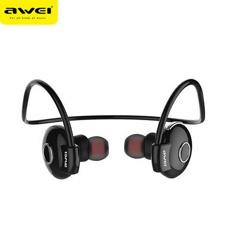 Awei A845BL Bluetooth Headphones Stereo Earphone Wireless fone de ouvido Neckband Sport Headset - DRE's Electronics and Fine Jewelry: Online Shopping Mall