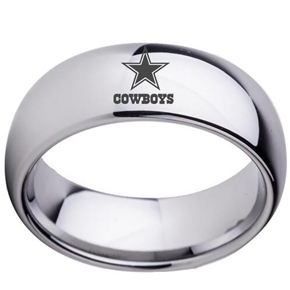 Dallas Cowboys Team Championship ring Titanium